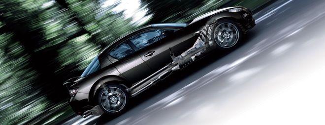 Recambios Mazda