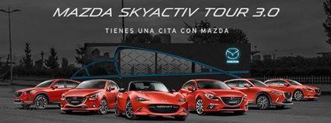 Tienes una cita con Mazda en Málaga
