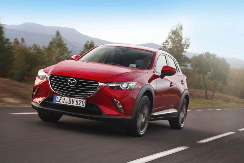 El Mazda CX-3 logra la máxima calificación en seguridad en EE UU