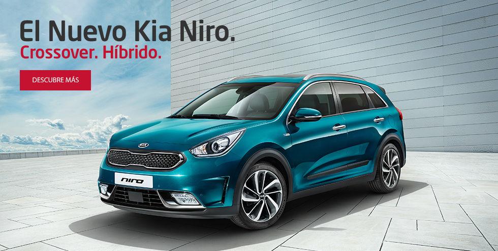 Nuevo KIA Niro