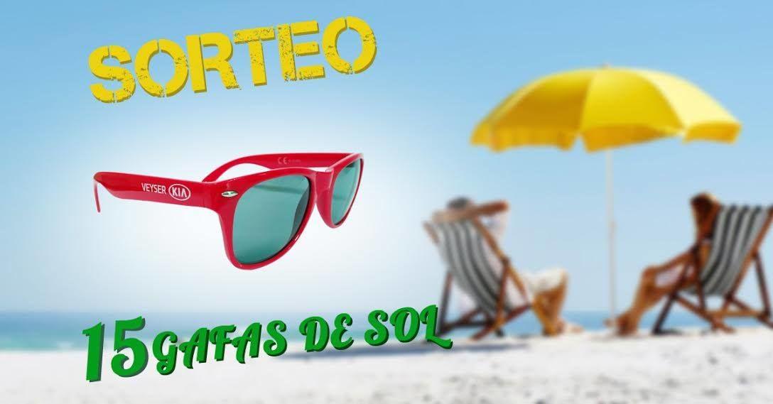¡Participa ahora en nuestro concurso de 15 Gafas de Sol!