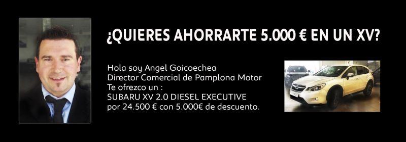 ¿QUIERES AHORRARTE 5.000 € EN UN SUBARU XV?
