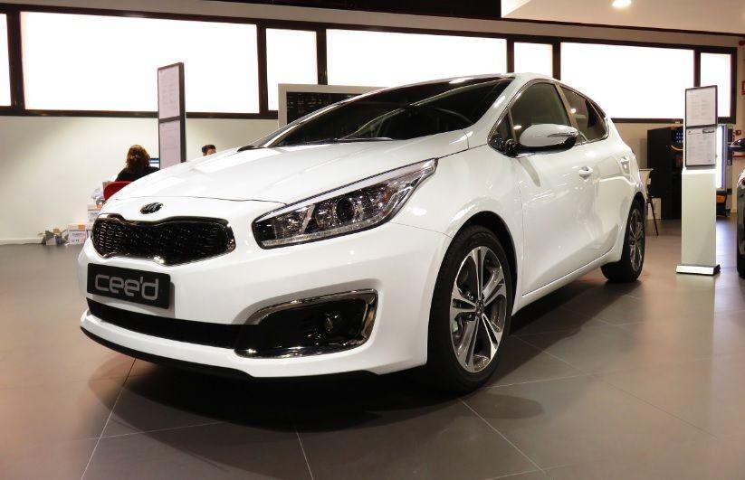 Kia Cee'd 1.6 CRDI VGT Euro2016 136cv de KM0 por 17.200€*