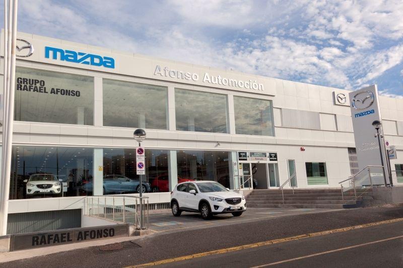 El Grupo Rafael Afonso abre las puertas de su Concesión Mazda en MILLER BAJO