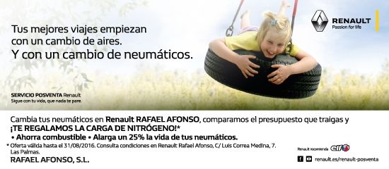 CAMPAÑA DE NEUMATICOS