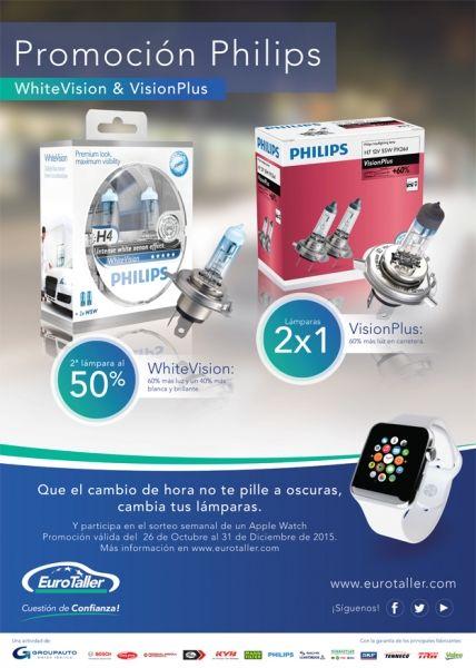 Campaña Philips Eurotaller Alcobendas - KI MOTOR 2005