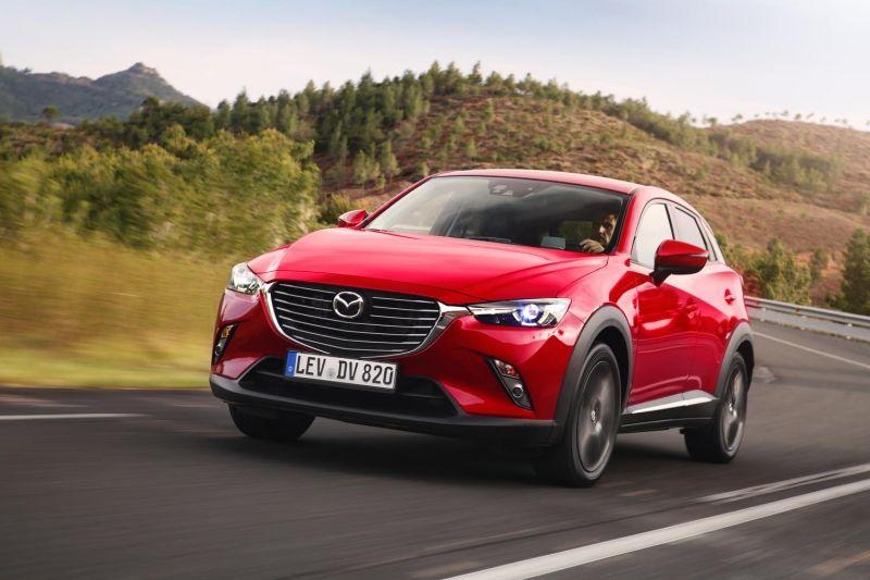 Mazda mantiene su línea de crecimiento ascendente en Europa