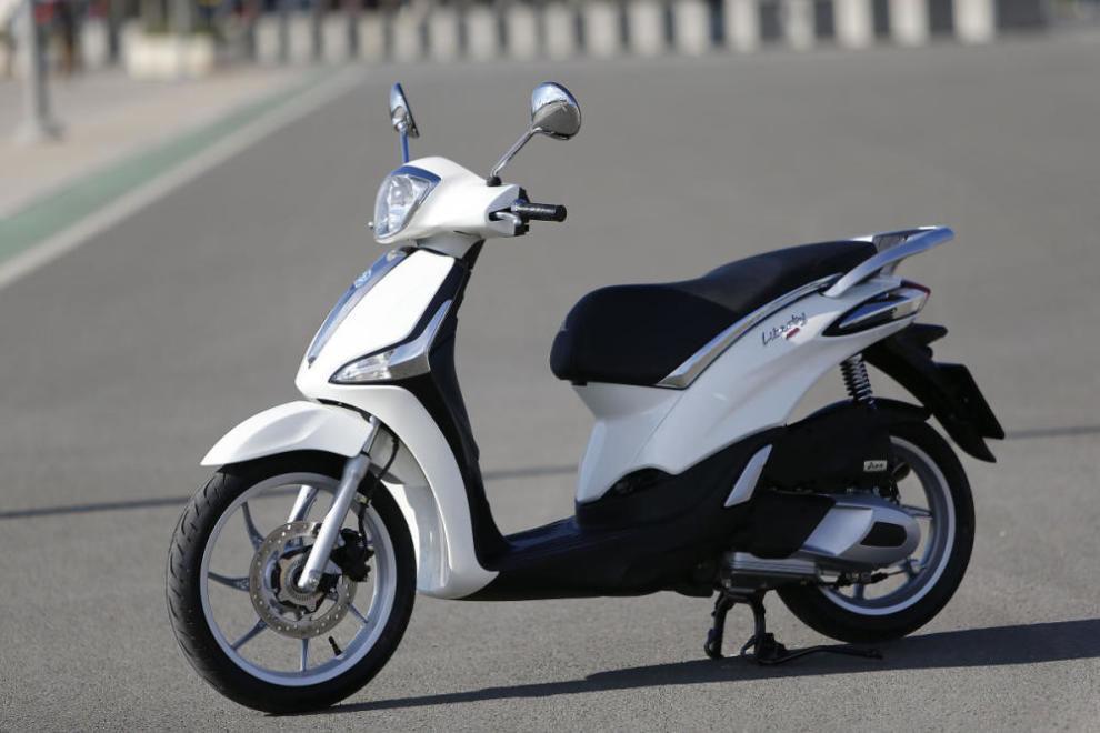 Piaggio Liberty 125 ABS en 2.299 €