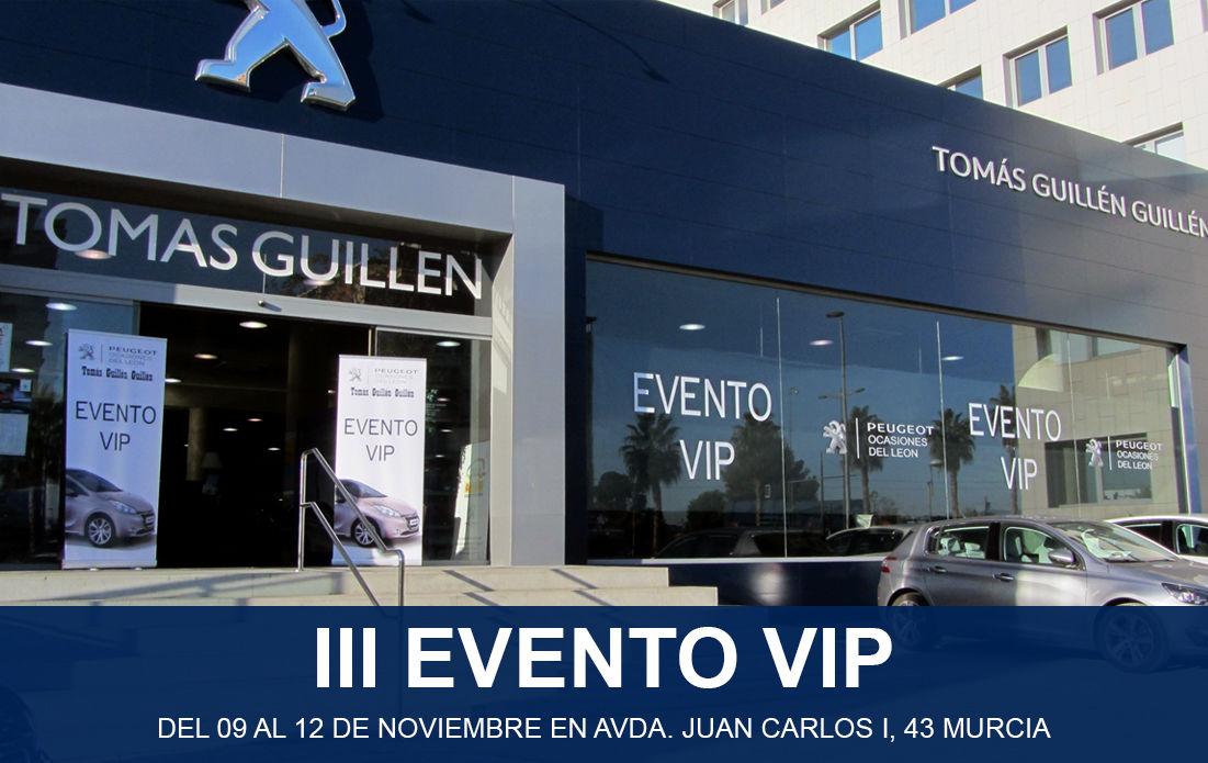 III EVENTO VIP