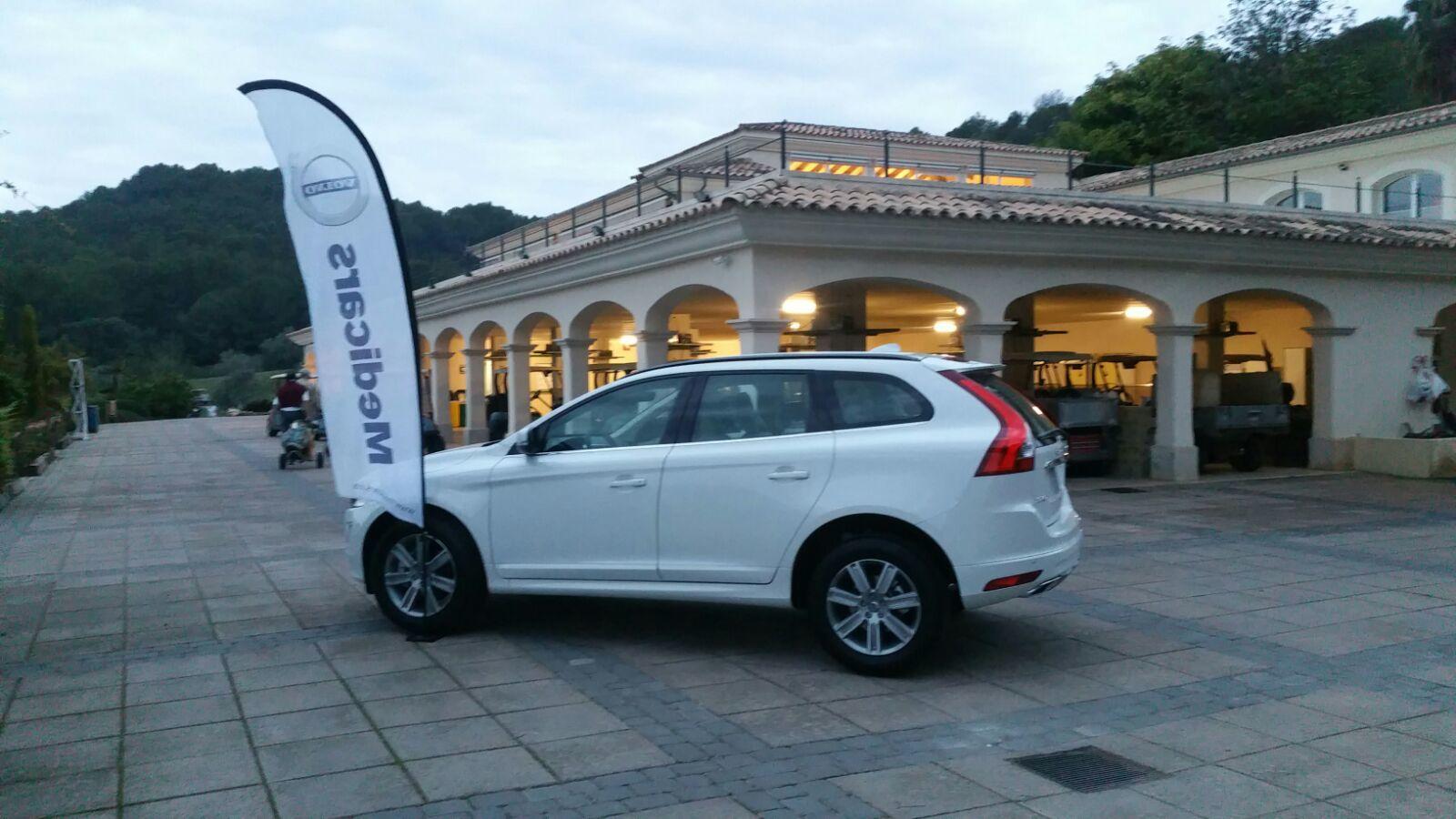 Volvo Medicars en el torneo de Golf de Cope 5 de Noviembre del 2016