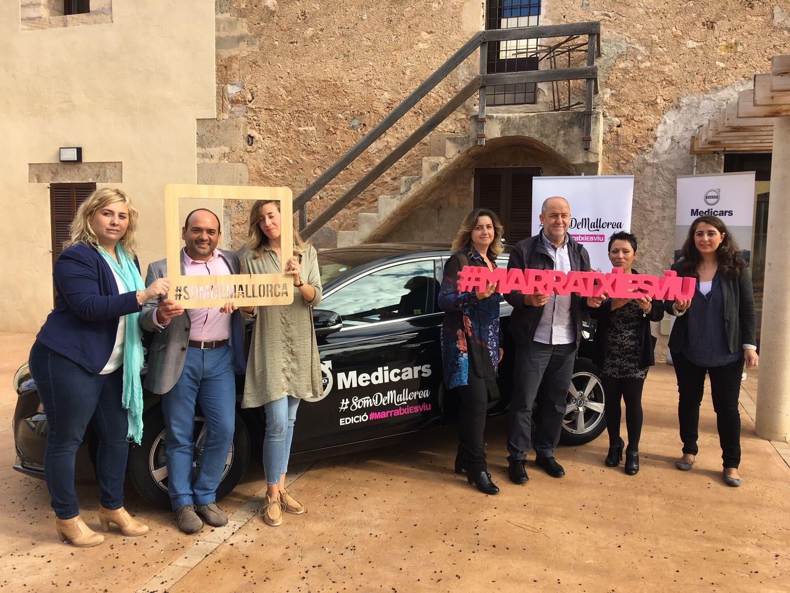 Volvo Medicars en el evento de Som de Mallorca y Ayuntamiento de Marratxi
