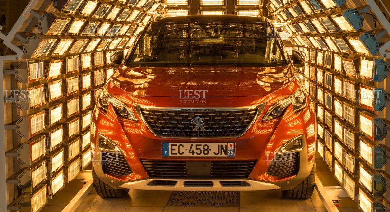 Más de 24.000 pedidos del nuevo Peugeot 3008 en la fábrica de Sochaux