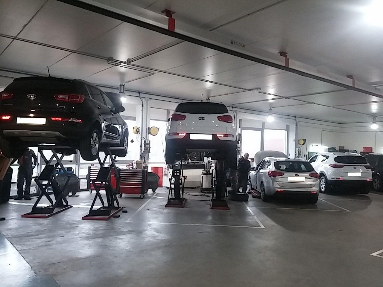 Descuentos en mano de obra para clientes de mecánica