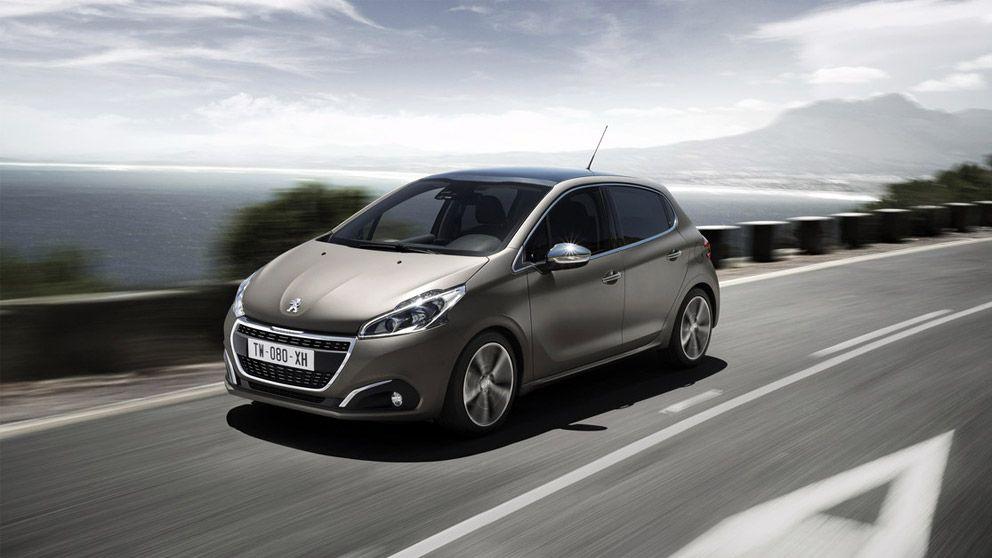 Peugeot consolida su crecimiento en 2016