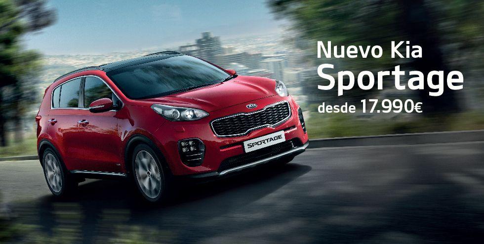 Nuevo Kia Sportage 1.6 GDi Basic