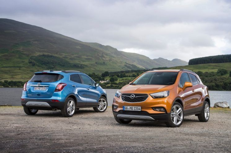 Opel líder de ventas de turismos a particulares en 2016 Opel líder de ventas de turismos a particulares en 2016