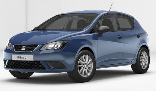 Seat Ibiza Reference Plus Limited por 9.325 €*