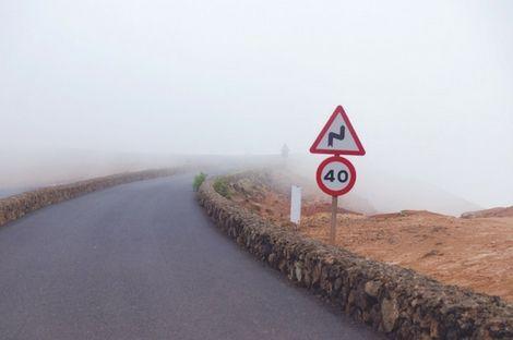 Cómo conducir seguros cuando hay niebla