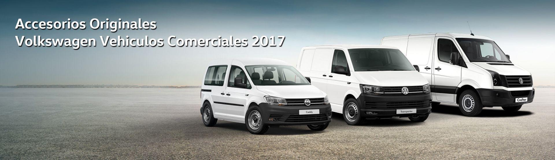 Accesorios Originales Volkswagen Vehiculos Comerciales 2017