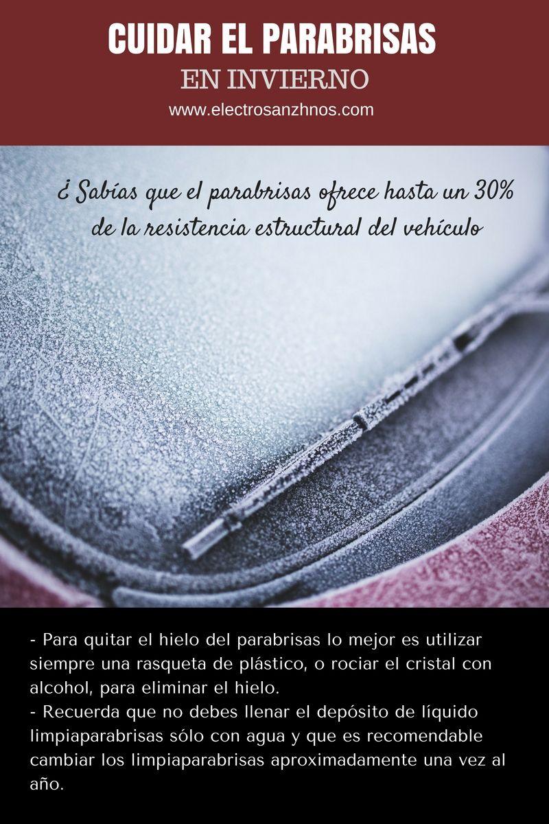 ¿Cómo puedes cuidar el parabrisas de tu coche?