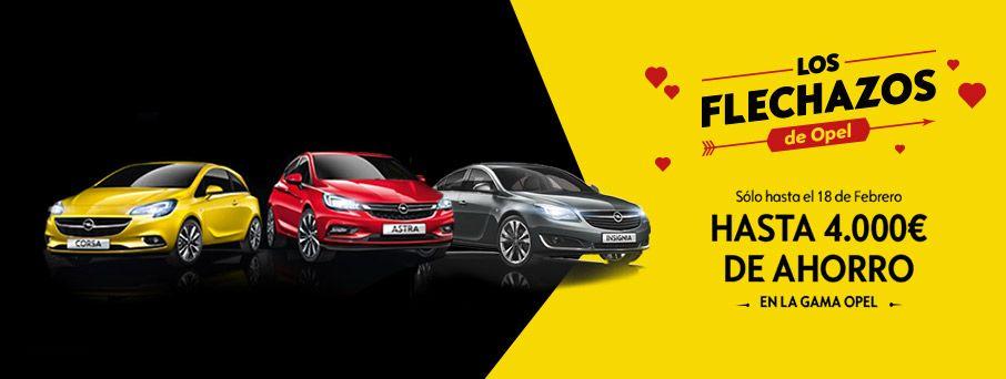 ¡Enamórate de tu Opel y consíguelo al mejor precio en Opel Karealde!