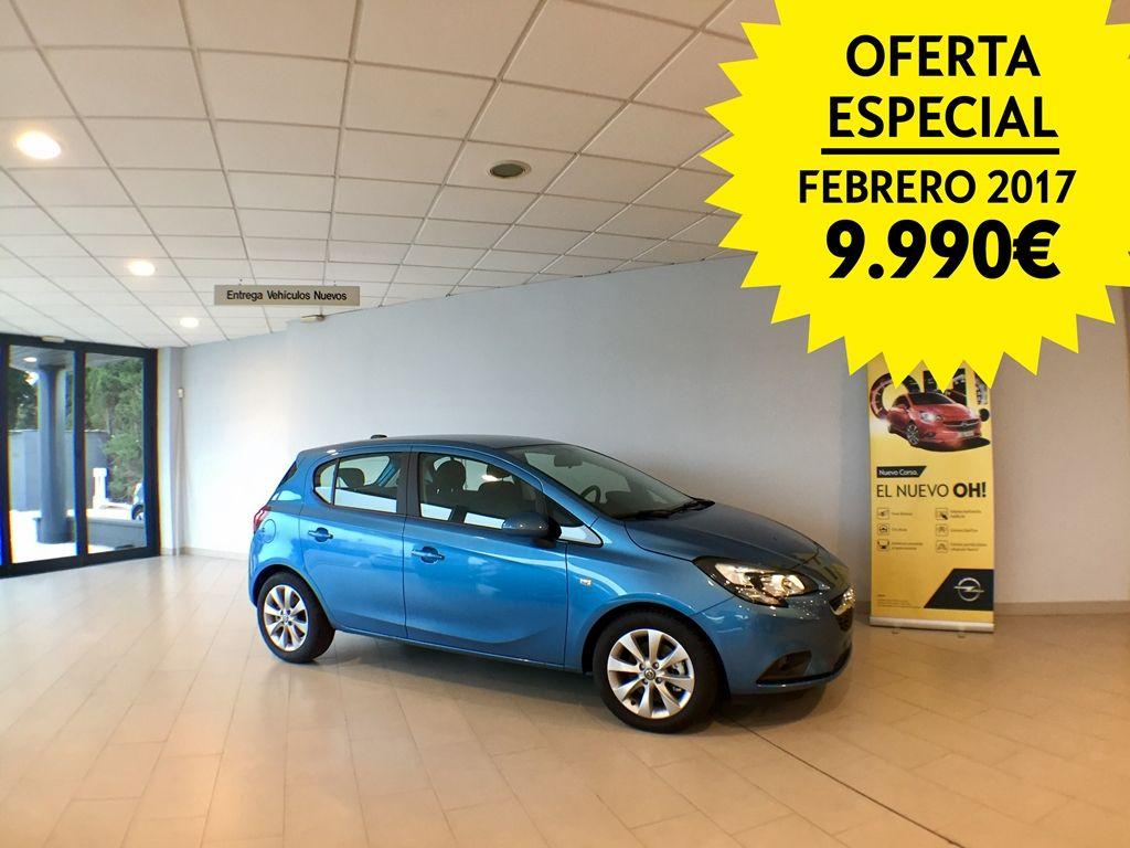 Corsa Selective 5 puertas. 9.990€!!!