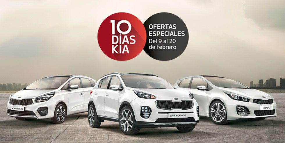 Llegan los 10 día Kia a Veyser Huelva