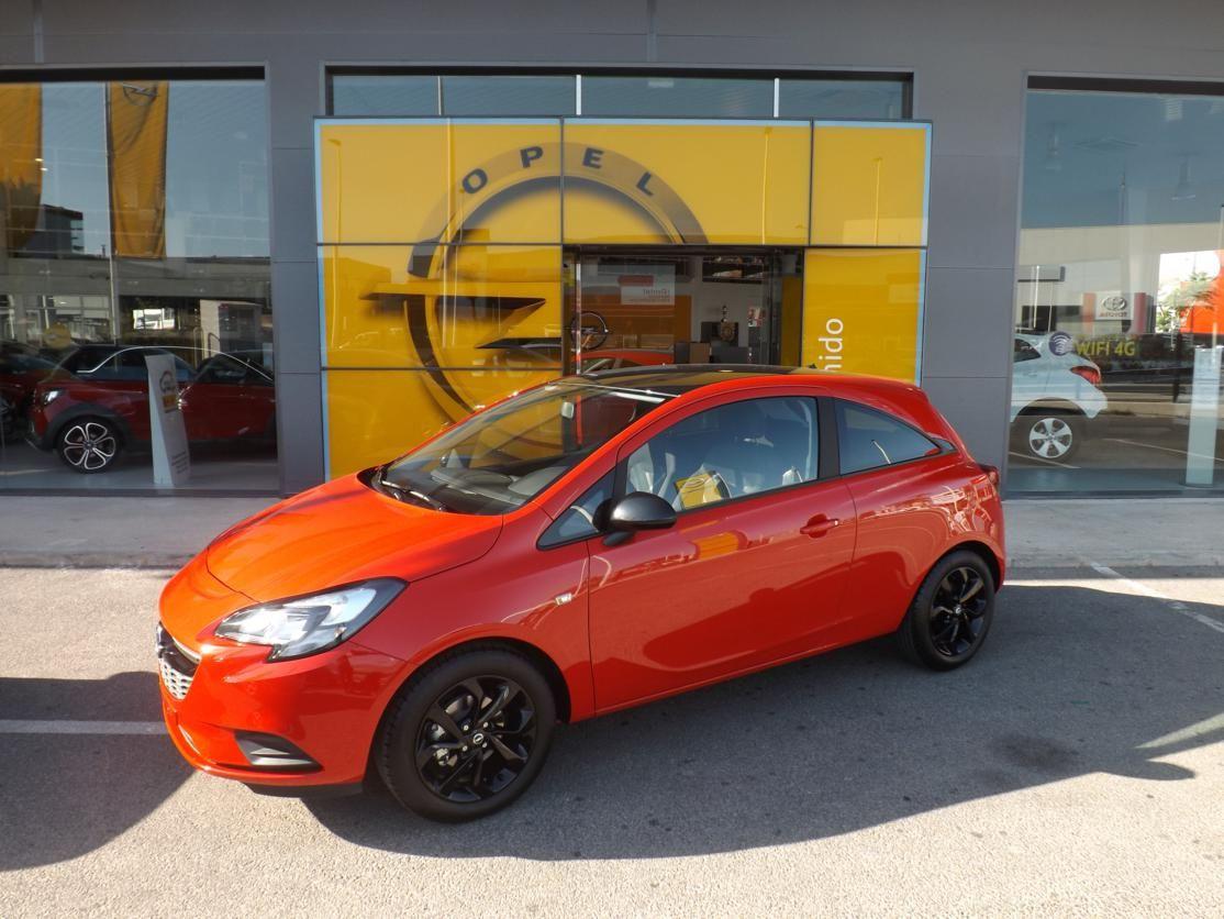 Opel Corsa KM0 liquidación de stock.