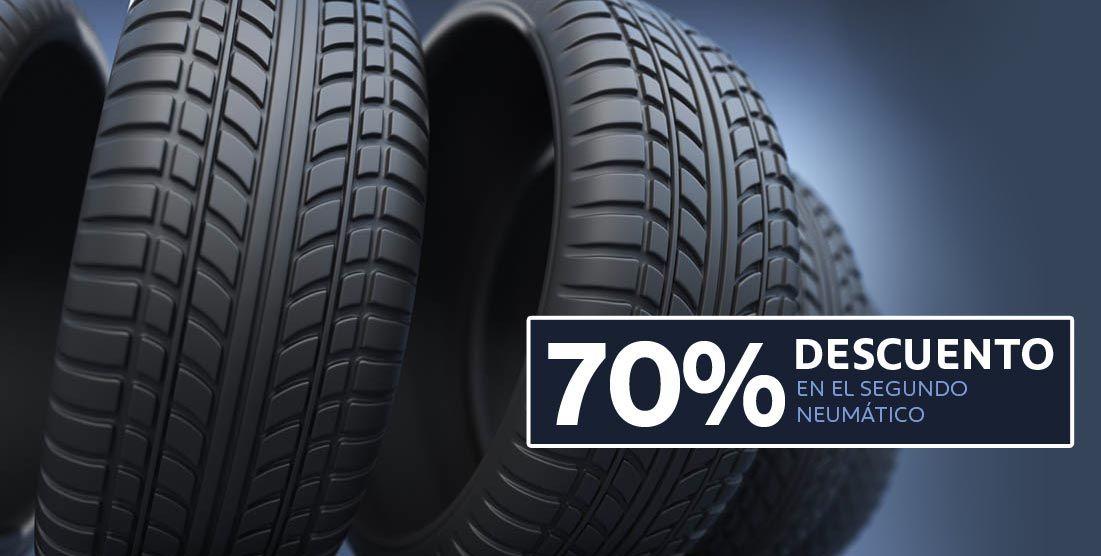 Peugeot Sevilla: oferta en neumáticos