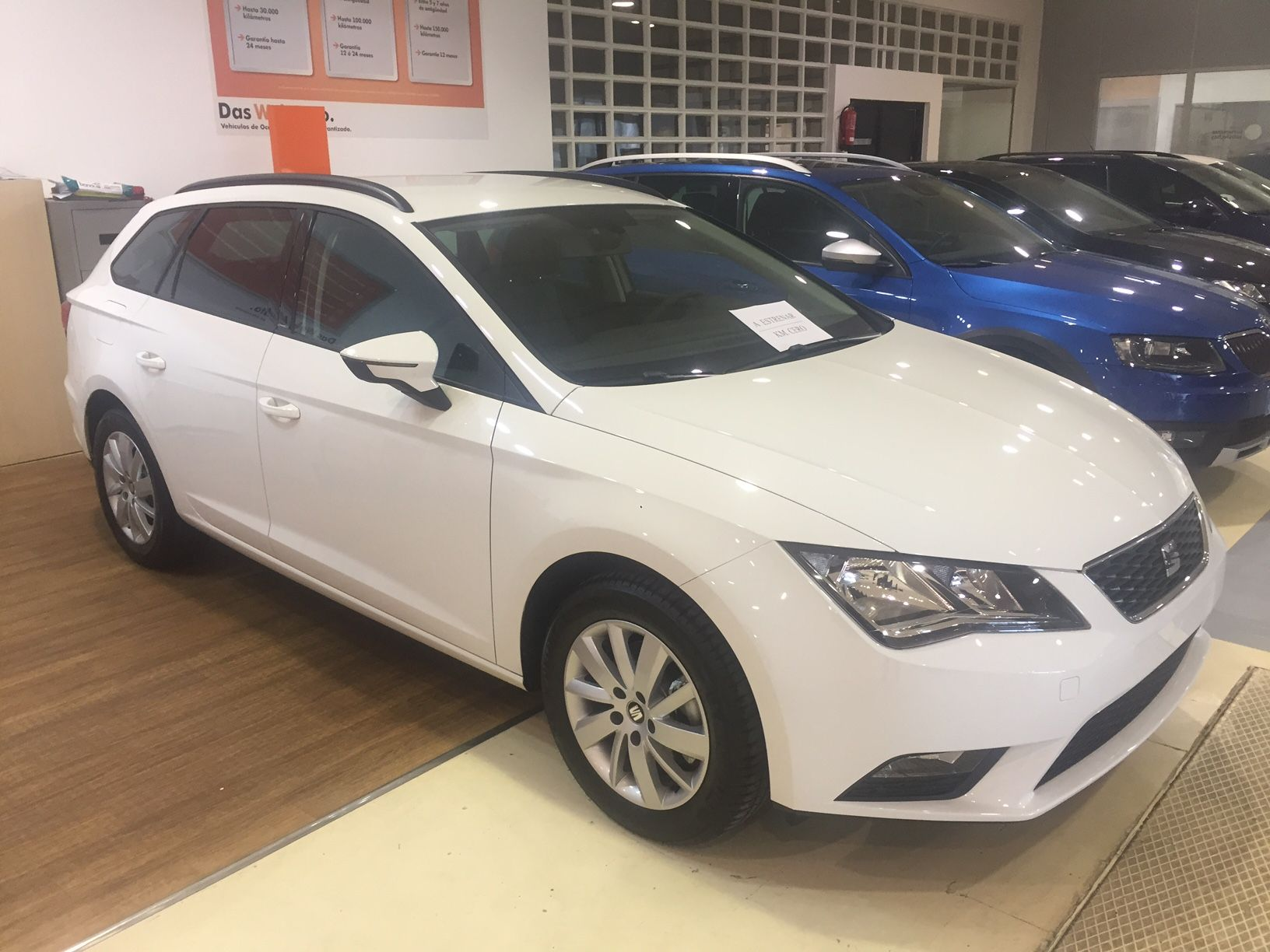 León ST TDI Kilómetro 0 por 17.500€