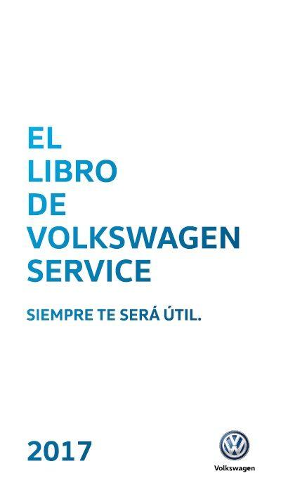 NUEVO LIBRO VW SERVICE 2017