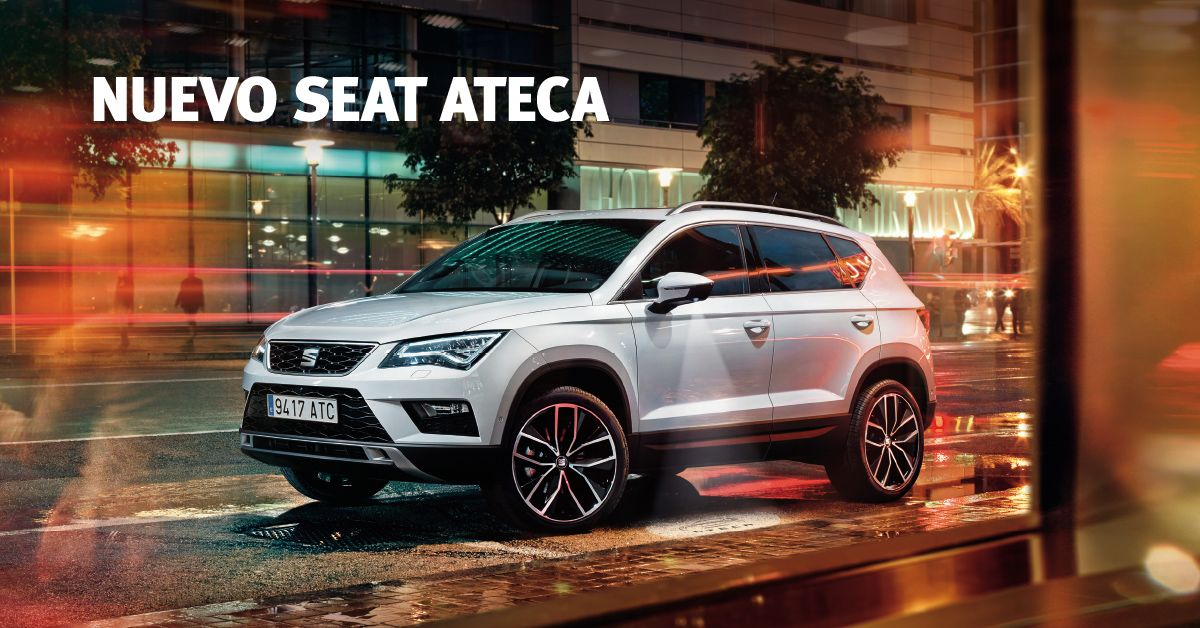 SEAT Ateca por 17.900 €