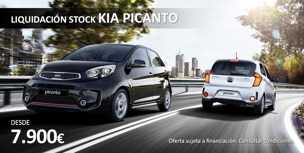 KIA PICANTO - LIQUIDACIÓN DE STOCK
