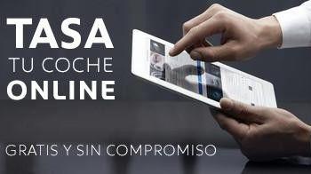 TASA TU COCHE ONLINE EN TAN SOLO UNOS CLICKS
