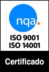 Certificación en ISO 9001 y 14001