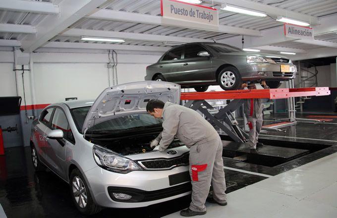 Revisión del coche: has de hacerla periódicamente