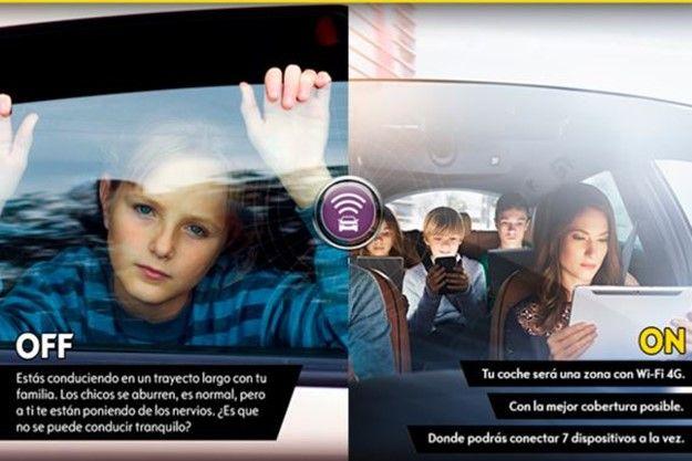 ¿Cómo funciona el Wifi en el coche?