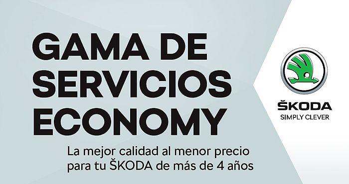 CATÁLOGO GAMA DE SERVICIOS ECONOMY 2017