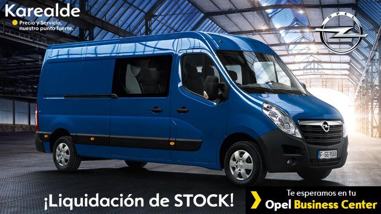 OPEL MOVANO: El vehículo comercial que responde a las necesidades de tu negocio.