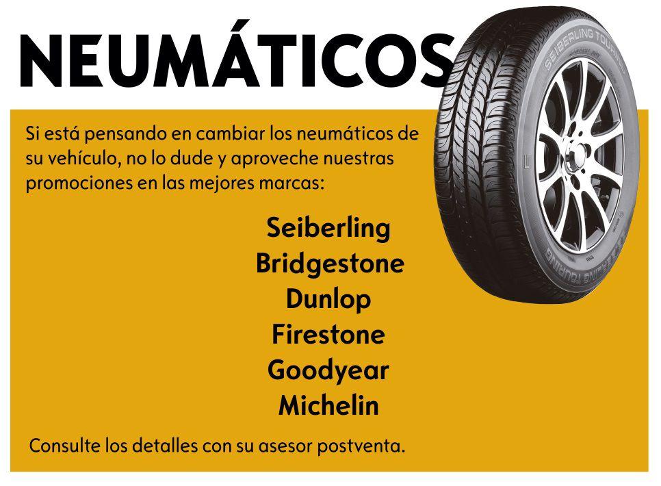 Cambia tus neumáticos al mejor precio en Masternou