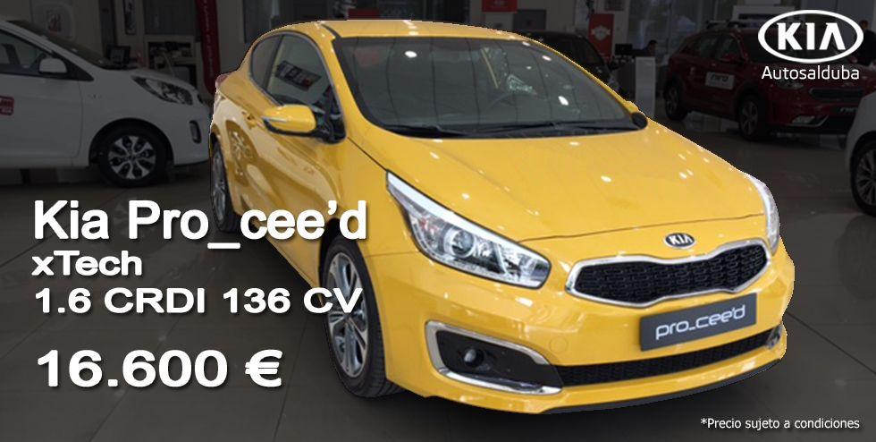 Oferta: Kia Pro_cee'd 1.6 CRDI