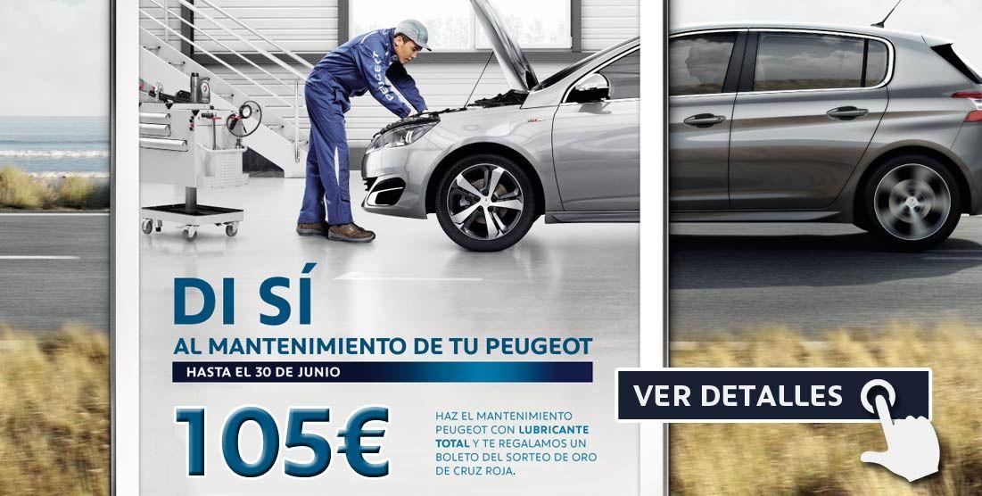 Taller Peugeot Sevilla