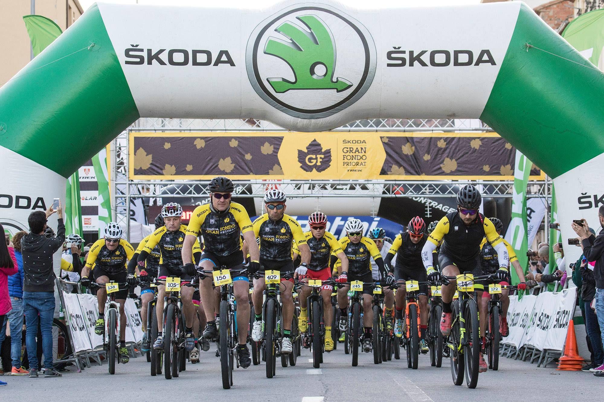 Škoda Gran Fondo Priorat Trek 2017