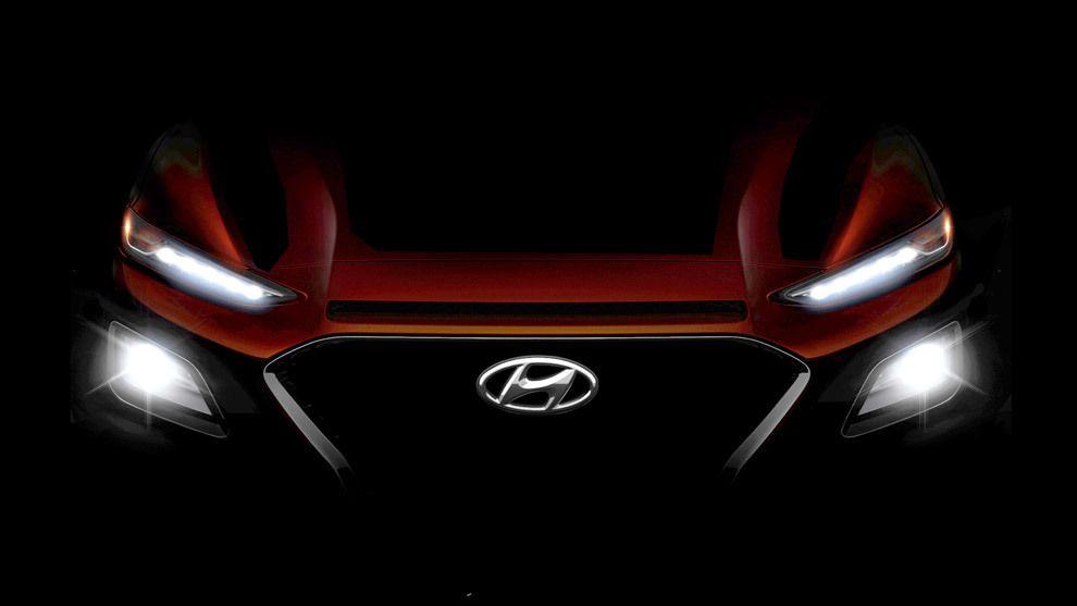 Hyundai KONA: descubre los secretos del nuevo coche de Hyundai