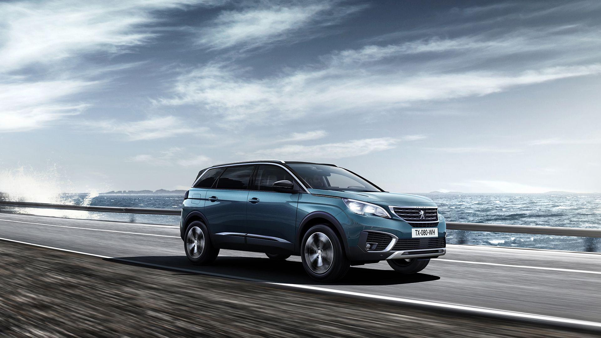 5 motivos para conducir el nuevo SUV Peugeot 5008