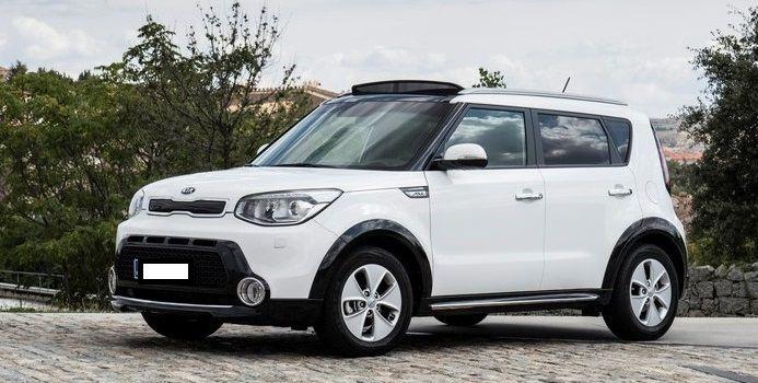 OFERTA KIA SOUL 1.6 CRDI DRIVE PACK SUV + PACK VISION PREU: 17.800'00€