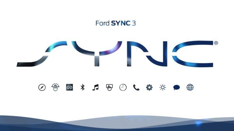 TECNOLOGIA FORD SYNC 3