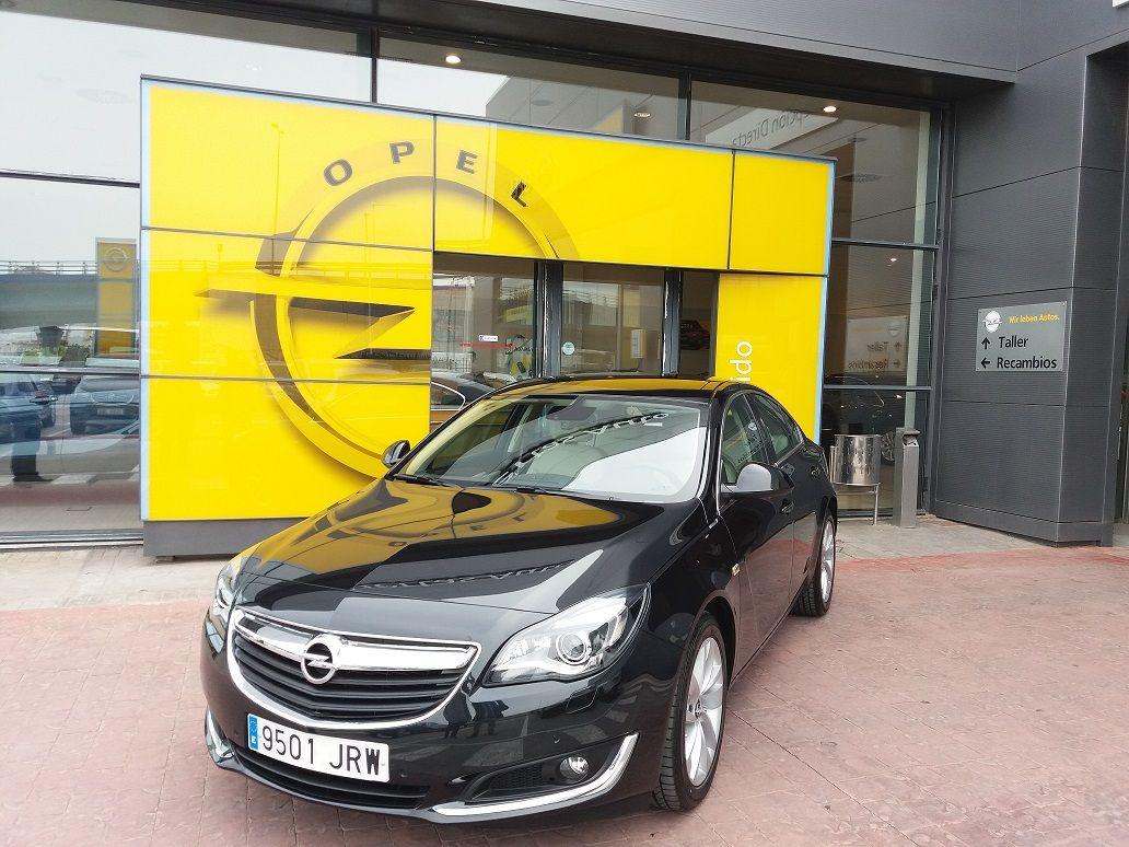 Opel Insignia 5p Excellence 2.0 CDTI 170CV.
