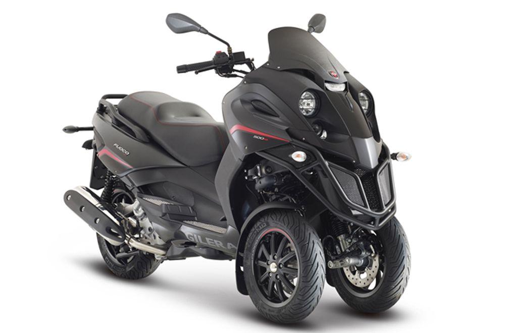 Gilera Fuoco 500 LT en 7.200 €