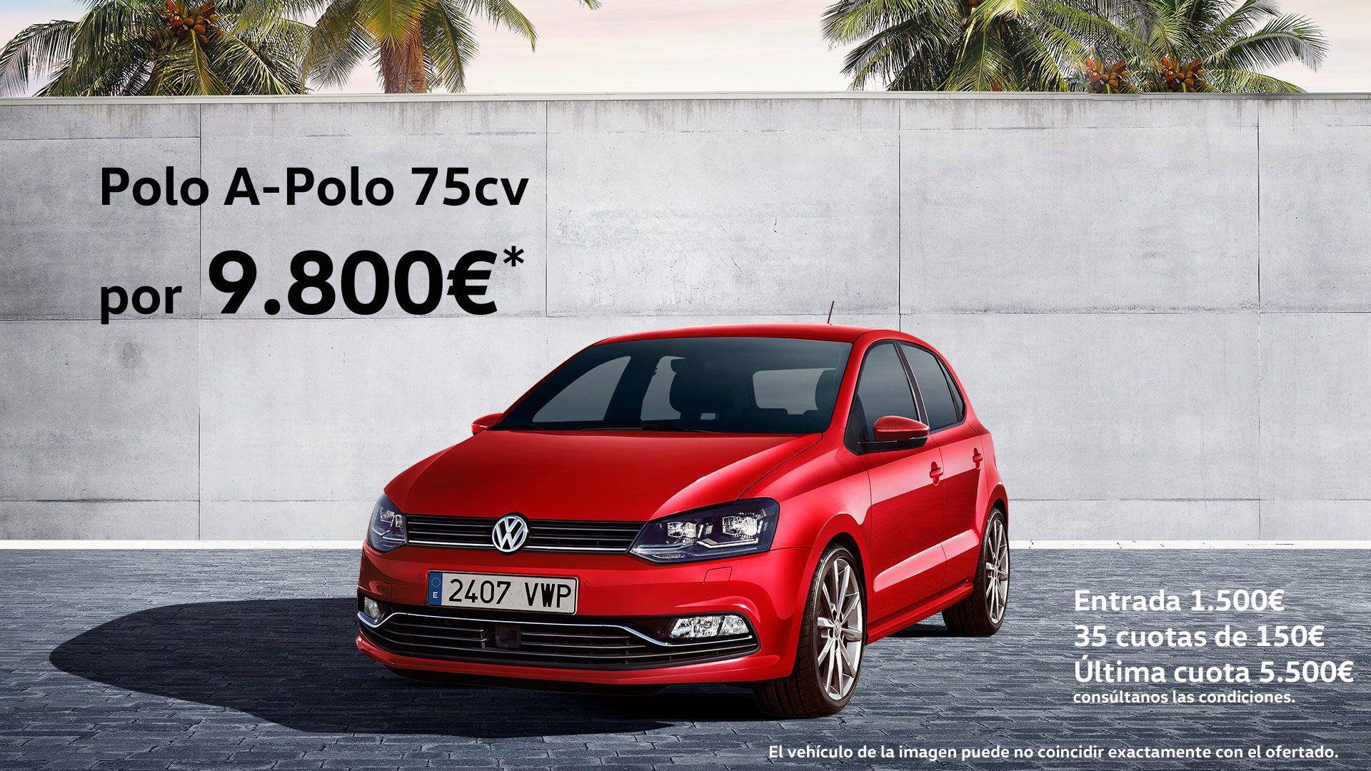 A-Polo por 9.800€